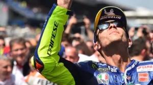 The Doctor Valentino Rossi kembali mencatatkan rekor