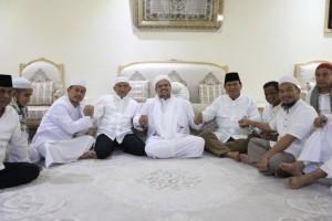amien bertemu prabowo, amien rais, prabowo subianto, amien-prabowo bertemu di makkah